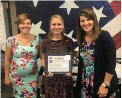Hemlock HBA-Teacher of the Year